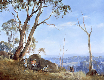 The Eugowra Ambush- Ben Hall